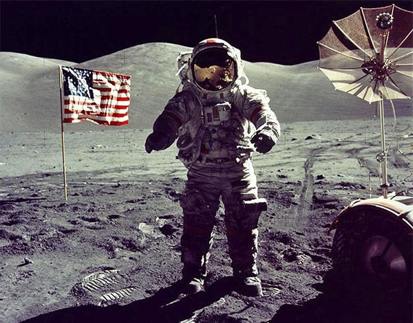 The Real Story Of Apollo 17… And Why We Never Went Back To The Moon